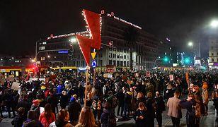 Strajk Kobiet. Protesty odbyły się w poniedziałek w całej Polsce