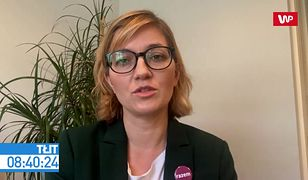 Magdalena Biejat o oświadczeniu Julii Przyłębskiej: skandaliczne