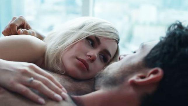 """Anna Maria Sieklucka i Michele Morrone zagrali parę kochanków w filmie """"365 dni""""."""