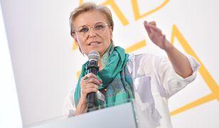 Paulina Młynarska wspomina burę od TVN. Była zbyt postępowa?