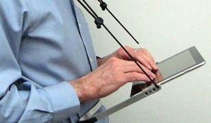 Mobilna podstawka na iPada