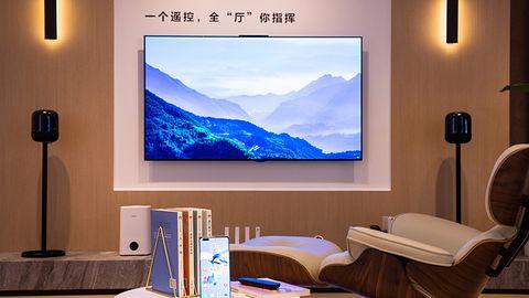 Huawei pokazuje przyszłość inteligentnych domów na targach w Szanghaju