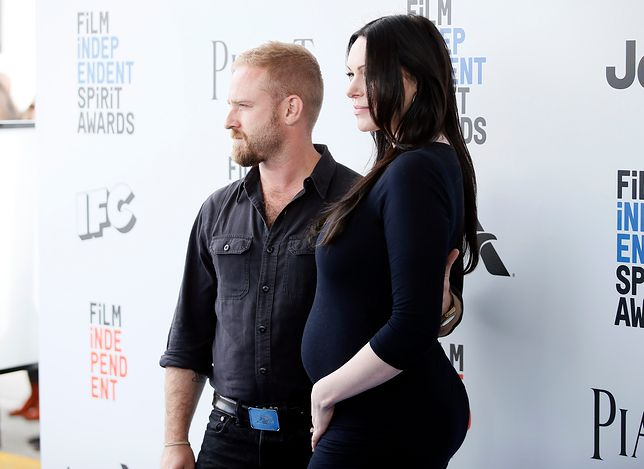 37-latka spodziewa się pierwszego dziecka