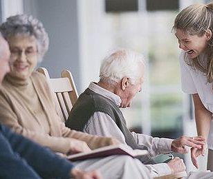 Południe Polski dba o seniorów
