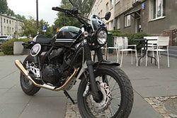 Romet SCMB 250: modny motocykl polskiej marki