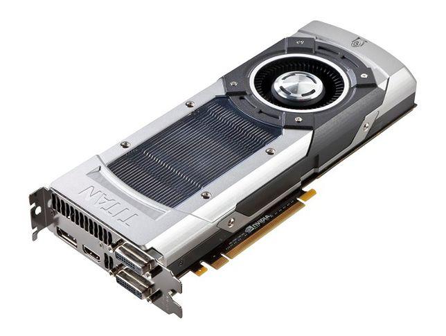 Nvidia GeForce GTX TITAN: najszybsze karty graficzne świata?