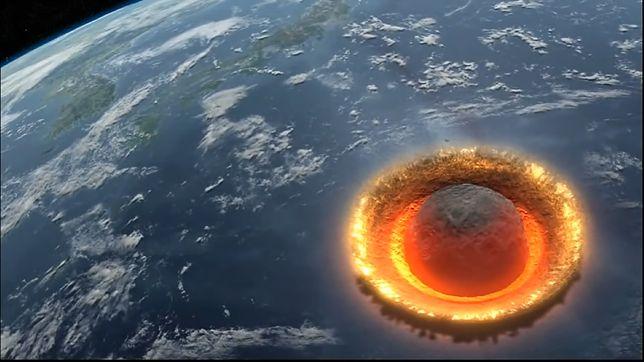 Krater Chicxulub. Naukowcy odtworzyli ostatnie chwile dinozaurów na Ziemi