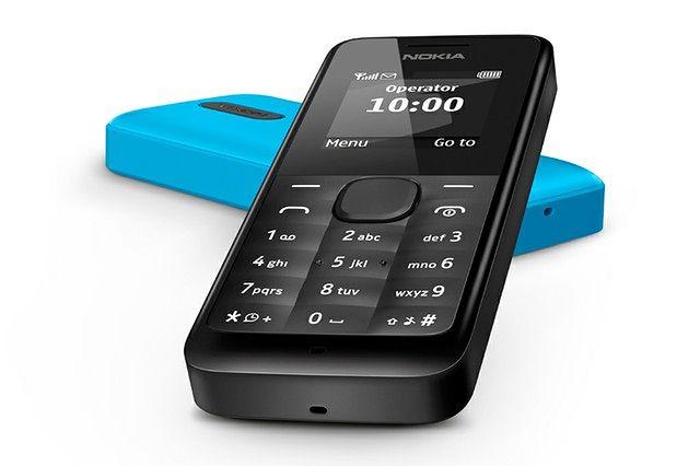 Nokia 105: 60 zł za radio FM, latarkę, odporność na wodę i kurz