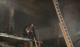 Bangladesz:  Pożar budynku w stolicy kraju. Co najmniej 69 ofiar śmiertelnych