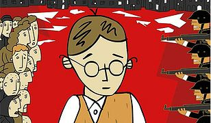 """Wielka awantura o komiks dla dzieci """"Survivors of the Holocaust"""". Poszło o ilustracje na stronach 53 i 54"""