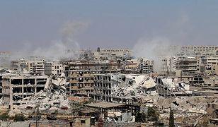 Szef niemieckiego MSZ: rozważane dostawy pomocy dla Aleppo z powietrza
