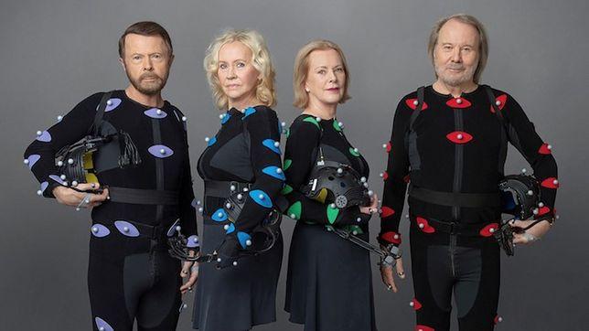 Tak członkowie zespołu ABBA przygotowywali się do nagrania nowego teledysku