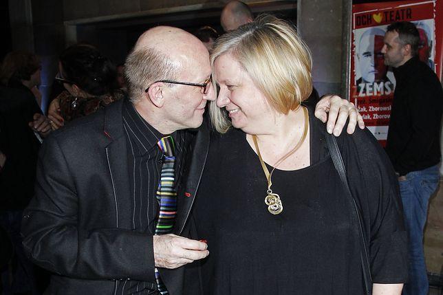 Artur i Beata Barciś są małżeństwem od 35 lat