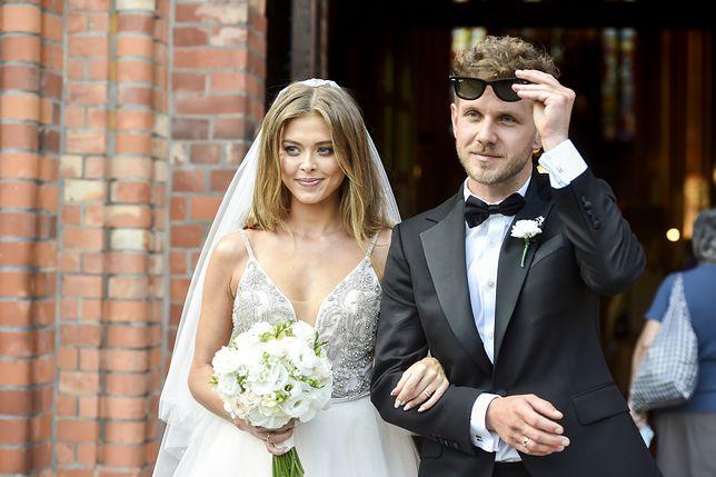 Joanna Opozda i Antoni Królikowski wzięli ślub na początku sierpnia