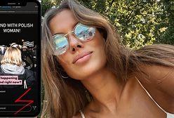 Przyjaciółka Brada Pitta stoi z polskimi kobietami