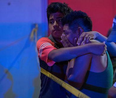 Do tragedii doszło w klubie nocnym na południu Meksyku.