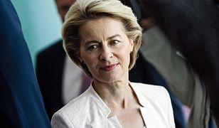 Ursula von der Leyen jest kandydatką na przewodniczącą KE