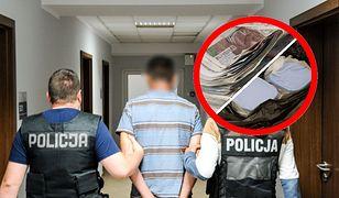 6 kilogramów narkotyków i kilkanaście tysięcy złotych zabezpieczono w mieszkaniu 24-latka