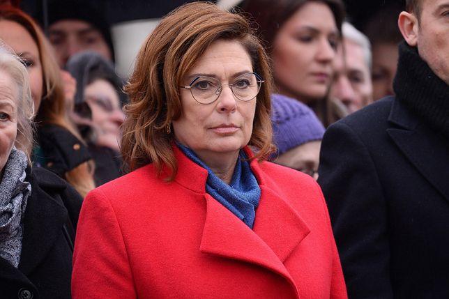 Małgorzata Kidawa-Błońska rezygnuje z kandydowania na urząd Prezydenta RP