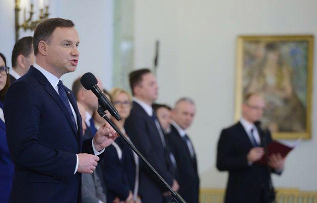 TVP: w piątek wieczorem orędzie prezydenta Dudy oraz wystąpienie premier Kopacz