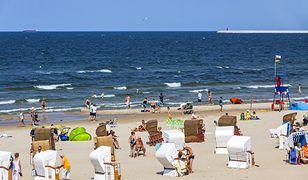 Kąpieliska nad Bałtykiem
