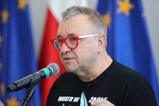 Jurek Owsiak - szef Wielkiej Orkiestry Świątecznej Pomocy (zdj. arch.)