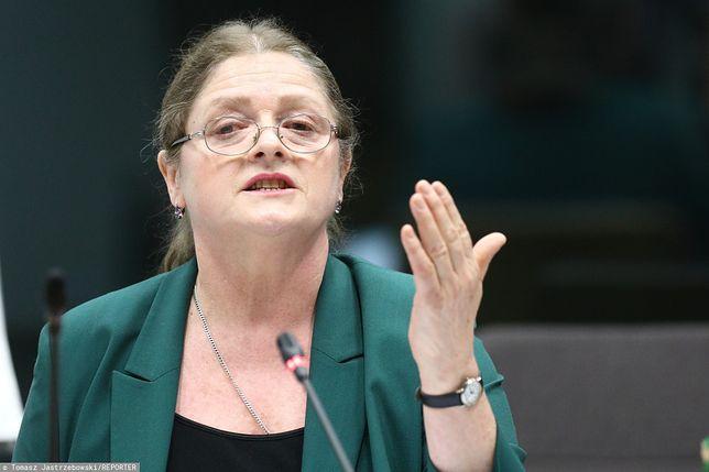 Krystyna Pawłowicz, mimo protestów, została sędzią TK
