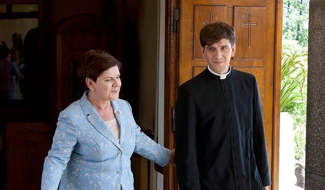 Tymoteusz Szydło i jego kryzys wiary ma być powodem nieobecności Beaty Szydło w sztabie Andrzeja Dudy na wybory prezydenckie 2020