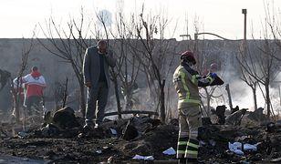 """Iran. Katastrofa samolotu Boeing 737 w Teheranie. """"Mogło dojść do zestrzelenia"""""""