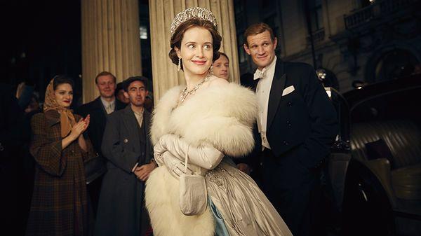 The Crown - opis fabuły, lista odcinków