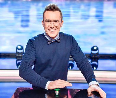 Maciej Kurzajewski jest gwiazdą TVP.