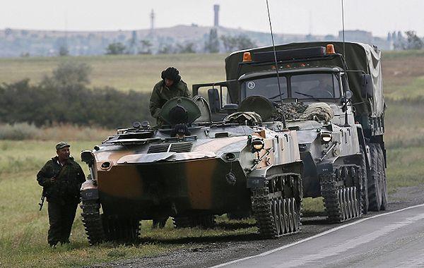 Szef ukraińskiego MSZ: Rosja nie zagwarantowała przerwania dostaw broni
