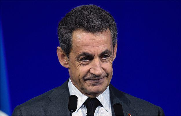 Nicolas Sarkozy ogłosił, że będzie ubiegał się o fotel prezydenta Francji