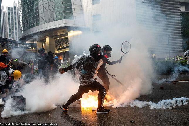 Hongkong przygotowuje się na kolejne starcia między protestującymi a rządzącymi