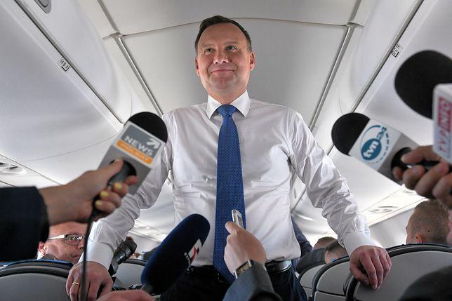 W programie wizyty Andrzeja Dudy zaplanowano dwa wydarzenia