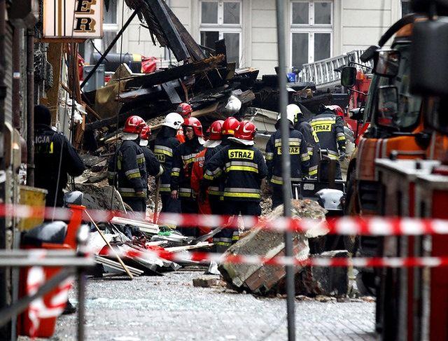 Najtragiczniejsze wybuchy gazu w historii Polski