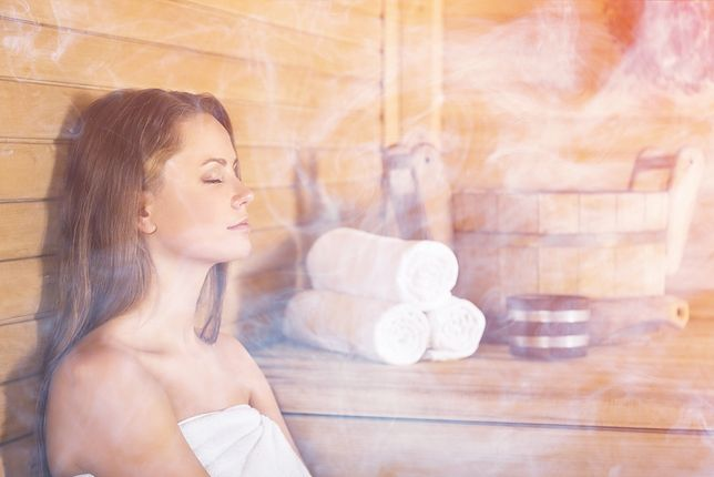 """""""Pan jest nagi!"""". Czyli jak nie zachowywać się w saunie"""