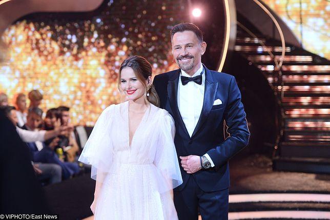 """Prowadzący """"Taniec z Gwiazdami"""", czyli Paulina Sykut-Jeżyna i Krzysztof Ibisz"""