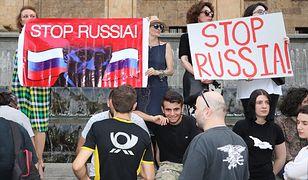 Rosja mści się na Gruzji. Każe wyjeżdżać swoim obywatelom. Ale ten dzielny kraj się nie poddaje