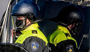 Holandia. Mieszkaniec Den Helder planował atak terrorystyczny na punkt szczepień