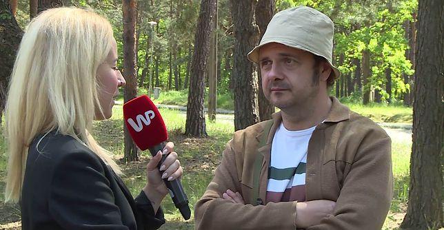 Arkadiusz Jakubik komentuje decyzję TVP w sprawie odwołania festiwalu w Opolu [WIDEO]