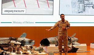 """Atak na rafinerie. Arabia Saudyjska pokazuje """"mocne dowody"""" na udział Iranu. Huti grożą kolejnymi atakami"""