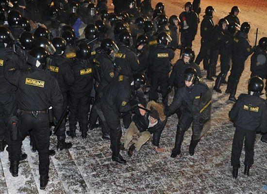 """""""Ocena wyborów na Białorusi jest oczywista"""""""