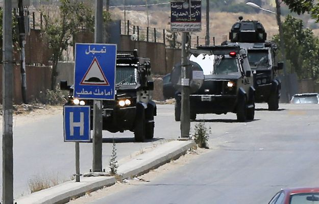 Pentagon: trzej żołnierze USA zabici w strzelaninie przed bazą w Jordanii