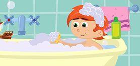 Kąpiel - animacja dla dzieci