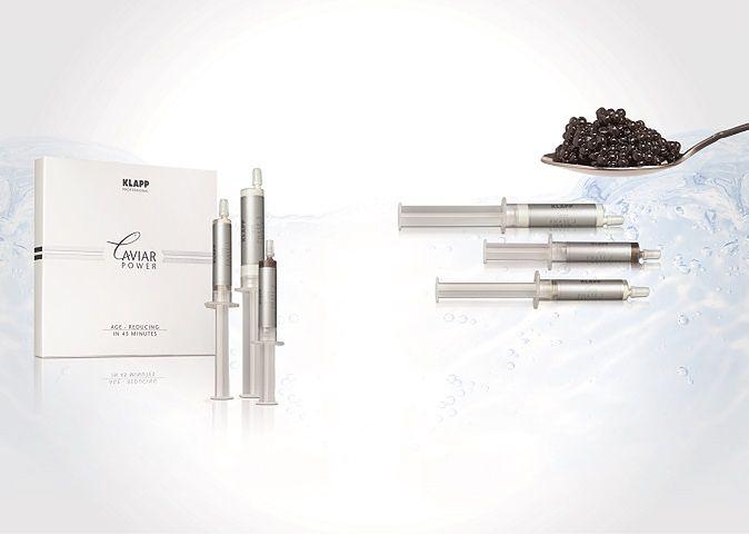 Zabiegi setowe KLAPP Cosmetics - Caviar Powder