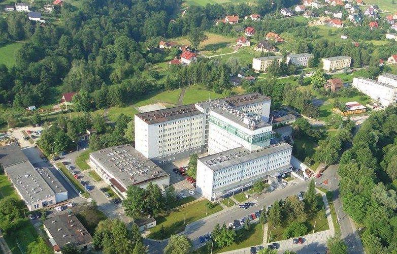 Szpital Rejonowy im. J. Gawlika w Suchej Beskidzkiej - 803.51 pkt.
