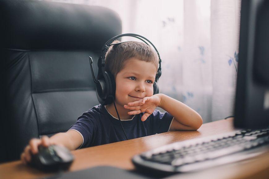 Granie w gry wpływa na motywację dziecka