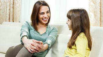 10 rzeczy, które rodzic powinien mówić swojemu dziecku