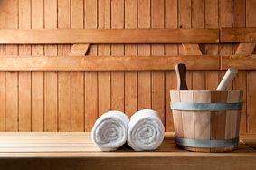 Zdrowotne zalety korzystania z sauny